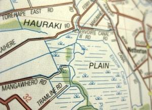 Hauraki Plain or the Ramsar listed Kopuatai Peat Dome?