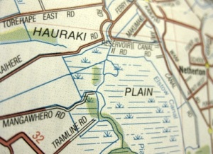 Hauraki Plain or the Ramsar listed Kopuatai Peat Dome?