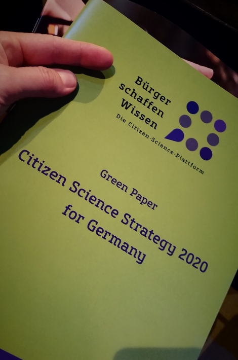German Citizen Science Strategy