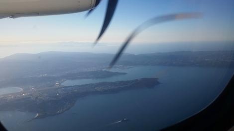 Arrival, Wellington