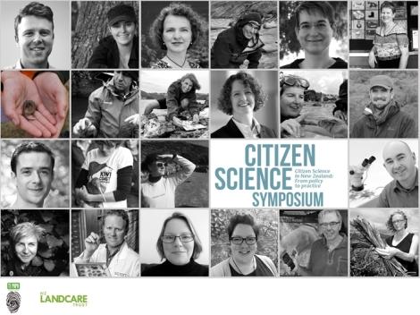 CitSciNZ2018 Presenters