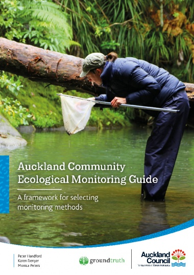 Auckland Community Ecological Monitoring Guide
